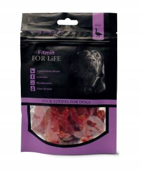 FITMIN FOR LIFE 70G DUCK STRIPES FILET DLA PSA