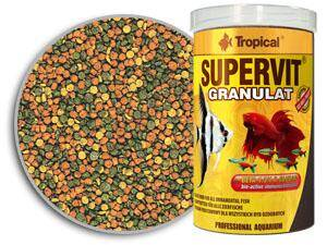 3.5.4. TROPICAL PREMIUM SUPERVIT GRANULAT 100ML / 55G PUSZKA ORIGINAL