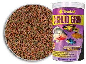 3.9.6. TROPICAL CICHLID GRAN 100ML / 55G PUSZKA ORIGINAL