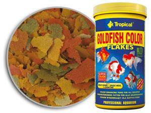 4.5.1. TROPICAL GOLDFISH COLOR FLAKES 250ML / 50G PUSZKA ORIGINAL