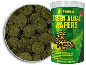 4.3.8. TROPICAL GREEN ALGAE WAFERS 1000ML / 450G PUSZKA ORIGINAL