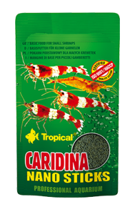 4.4.7. TROPICAL CARIDINA NANO STICKS 10G