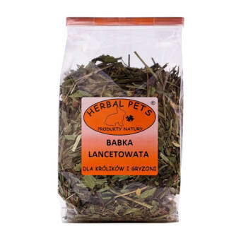 HERBAL PETS BABKA LANCETOWATA 70G