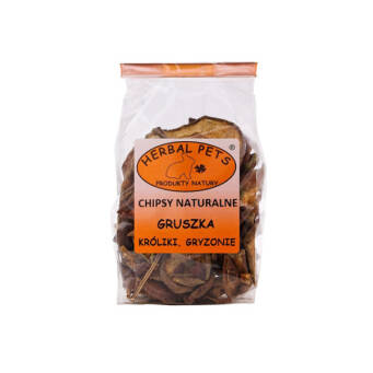HERBAL PETS GRUSZKA 75G CHIPSY NATURALNE