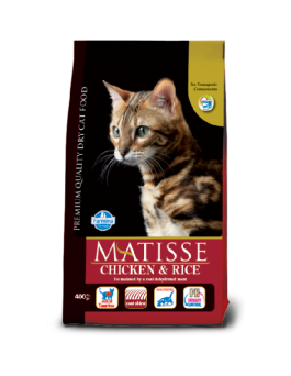 FARMIN MATISSE CHICKEN & RICE 1,5KG