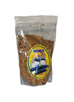 DAKO ART SMALL EXOTIC BIRDS EXTRA PREMIUM 700G