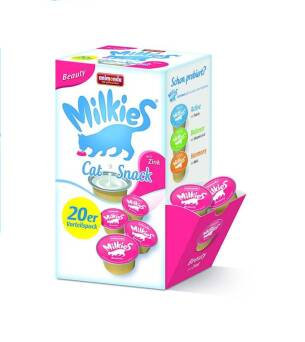 ANIMONDA MILKIES BEAUTY MLEKO DLA KOTA 20x15g CYNK