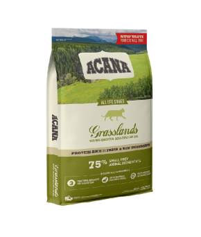 ACANA GRASSLANDS CAT KITTEN  4,5KG